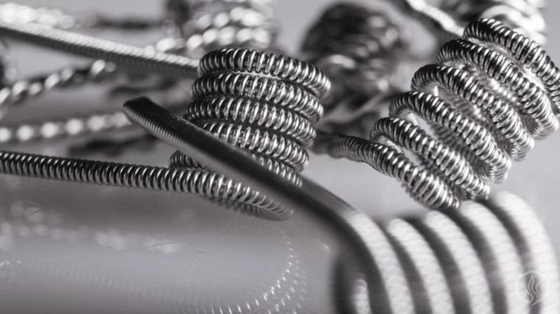 Kết quả hình ảnh cho build coil vape basic
