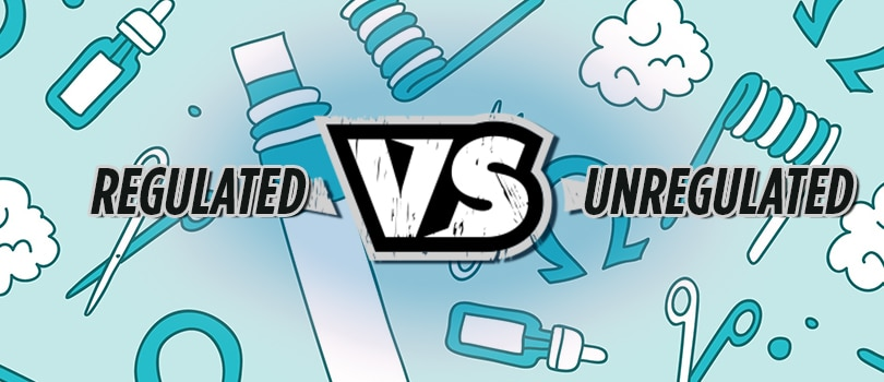 The REAL Difference Between Regulated & Unregulated Vape
